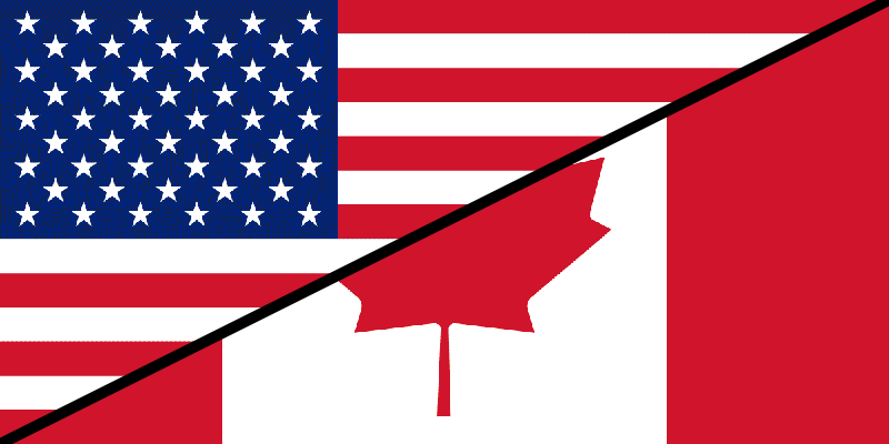 us-canada-flag