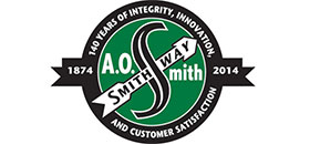 140 years of A.O. Smith