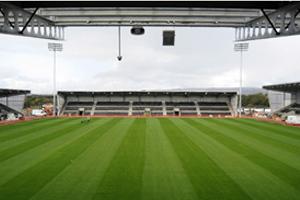 Inside-stadium