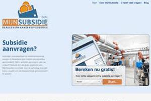 Mijnsubsidie_website