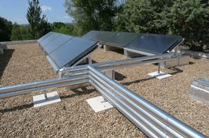 capteur solaires SGE