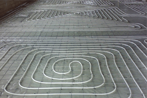 Under-floor-heating