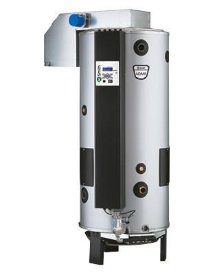 ADMR atmosferische boiler