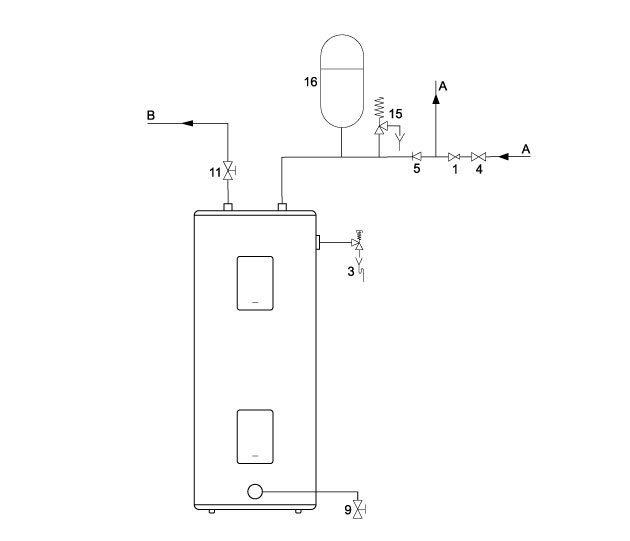 Series 911 Wiring Diagram Ao Smith Water Heater. . Wiring ... on