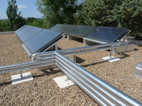 Systeme solaire lycee