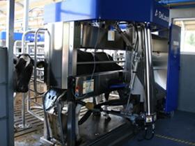Melk robot