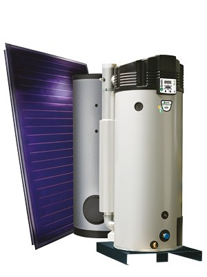 SGS zonneboiler systeem