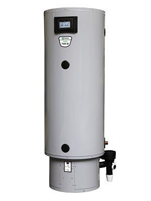 RVS hoog rendement boiler