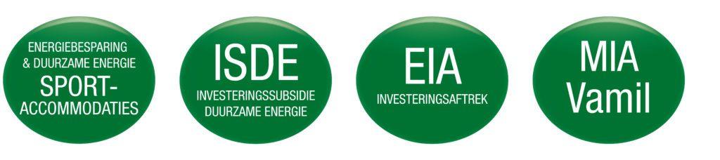 Subsidie mogelijkheden